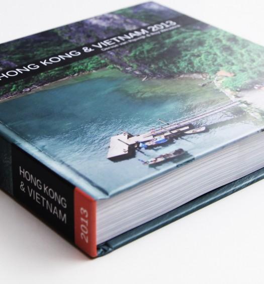 15% korting op de fotoboeken van Blurb