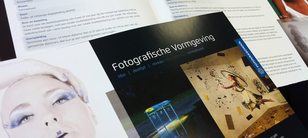 Fotovakschool