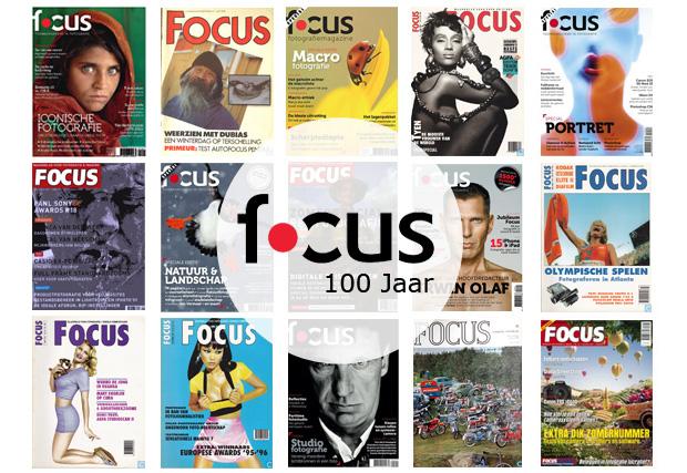 Focus magazine bestaat 100 jaar
