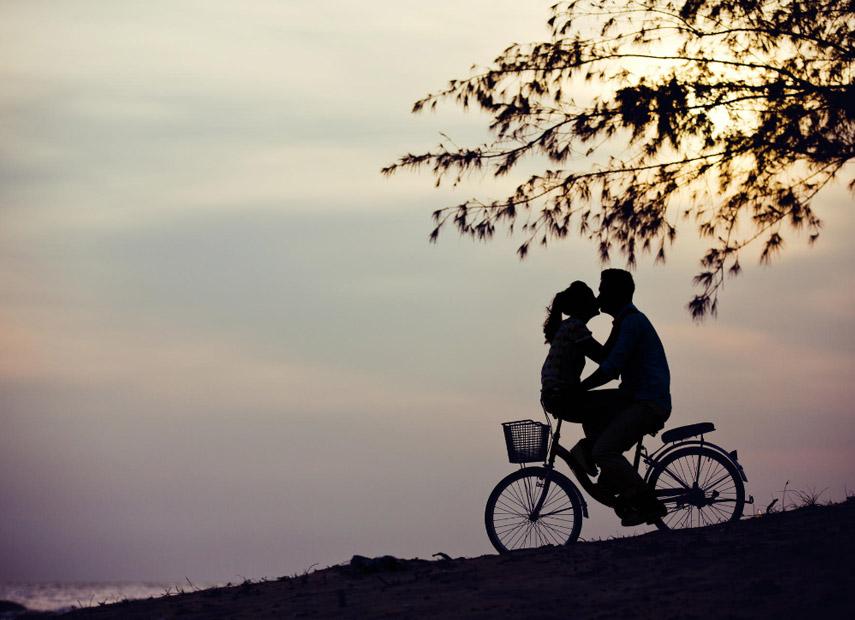Een romantische fietstocht door Vietnam © Ồ studio
