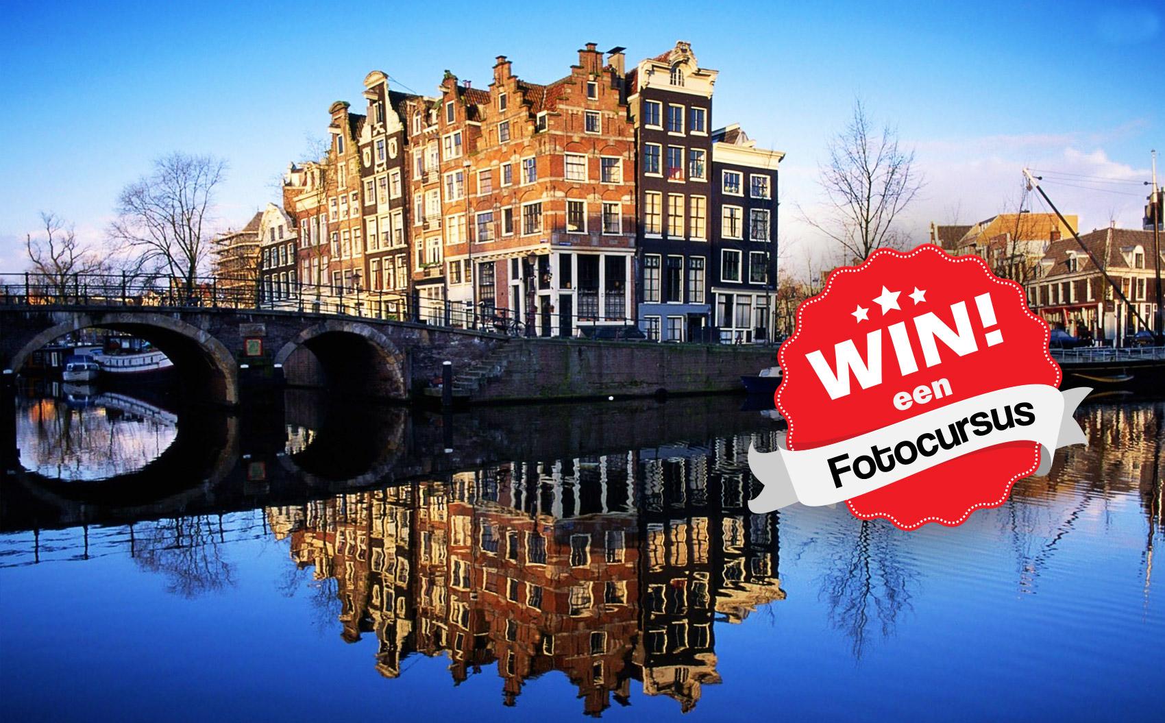 Fotowedstrijd - Win een Fotel focursus in Amsterdam