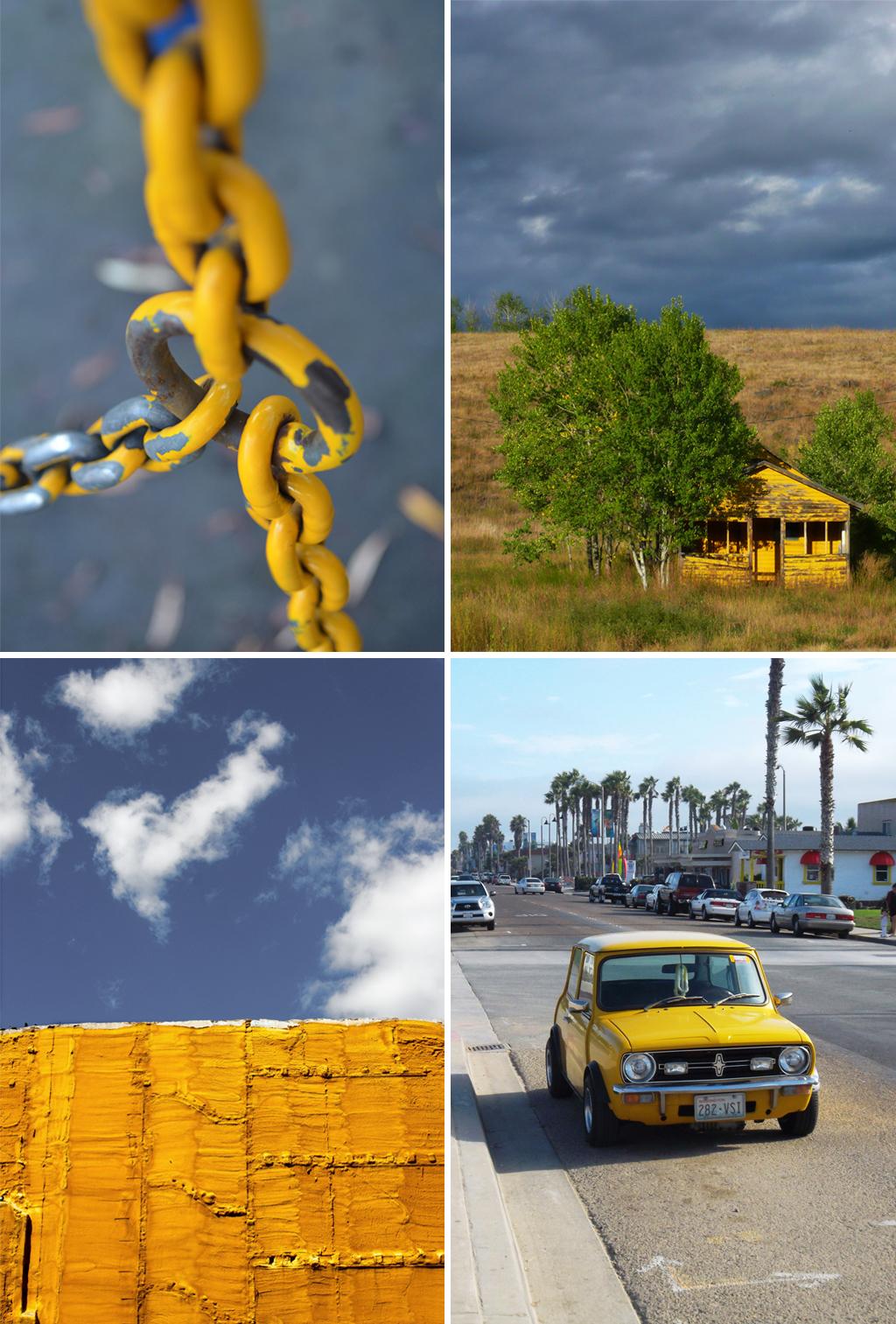 Fotoprojecten - Fotografie en kleur