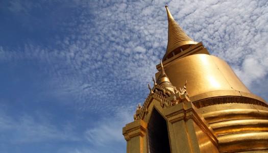 Tempels fotograferen in Bangkok