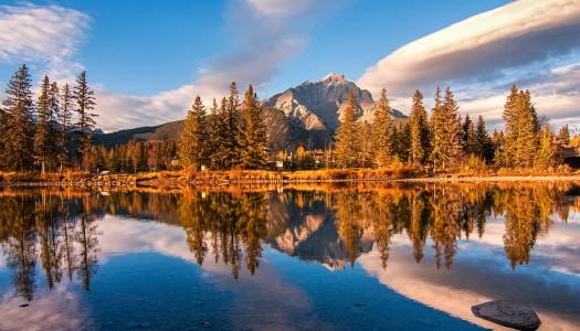 De 5 meest fotogenieke parken van Canada