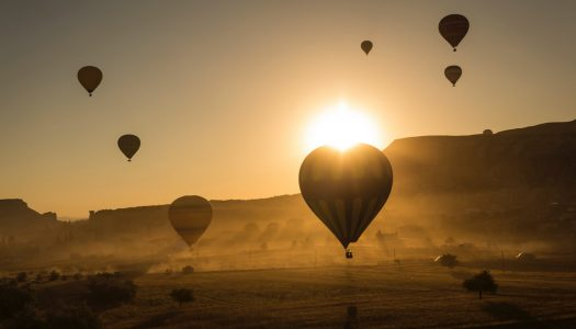 Cappadocië: Het meest fotogenieke stukje van Turkije
