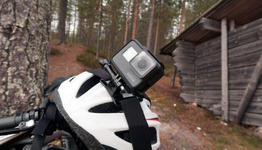 5 tips voor fietsen en filmen met een action camera